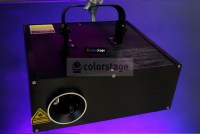 Лазер ColorStage Animation Laser 1100mW 1,1W RGB 4in1 MAX