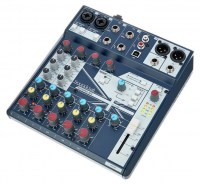 Микшерный пульт Soundcraft Notepad 8FX
