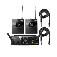 Радиосистема AKG WMS40 Mini2 Instrumental Set BD ISM2/3