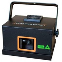 Лазер PHE034 500mW RGB Cartoon Laser