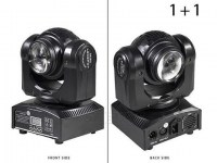 Вращающаяся голова SHEHDS Double Sides LED Moving Head