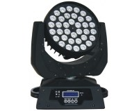 Вращающаяся голова LL-M16 36x15W LED ZOOM Moving Head Wash Light