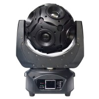 Светодиодный вращающийся шар Linly Lighting LL-M02 12X10W RGBW 4in1 LED Football Moving Head Light